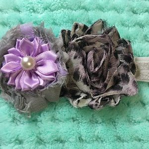 Other - Flower headband for baby